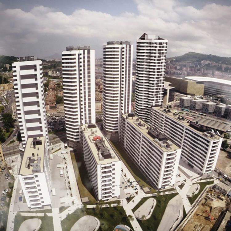 Torres de Garellano (Bilbao)